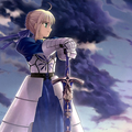 Thumb fate stay night saber takeuchi takashi type moon